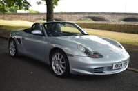 USED 2004 04 PORSCHE BOXSTER 2.7 AUTO COUPE CONVERTIBLE 986 SERVICE HISTORY, HEATED LEATHER SPORTS SEATS, AIR CON, CRUISE CONTROL