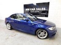 USED 2008 08 BMW 1 SERIES 3.0 125I M SPORT 2d 215 BHP