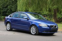 2008 VOLVO S40 2.4 D5 SE LUX 4d AUTO 180 BHP £4490.00