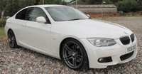 USED 2011 61 BMW 3 SERIES 3.0 330D M SPORT 2d 242 BHP