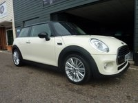 2017 MINI HATCH COOPER 1.5 COOPER D 3d 114 BHP £13490.00
