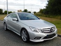 2009 MERCEDES-BENZ E CLASS 3.0 E350 CDI BLUEEFFICIENCY SPORT 2d AUTO 231 BHP £10990.00
