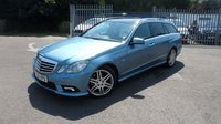 USED 2010 59 MERCEDES-BENZ E CLASS 2.1 E250 CDI BLUEEFFICIENCY SPORT 5d AUTO 204 BHP MORE PICTURES COMING SOON!