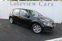 2014 VOLKSWAGEN GOLF 1.6 SE TDI BLUEMOTION TECHNOLOGY DSG 5d AUTO 103 BHP