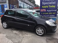 2007 RENAULT CLIO 1.1 EXTREME 16V 3d 75 BHP, only 66000 miles £1995.00