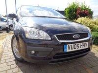 2005 FORD FOCUS 1.6 GHIA 16V 5d 116 BHP £1289.00