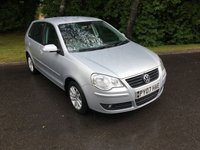 USED 2007 07 VOLKSWAGEN POLO 1.2 S 5d 63 BHP
