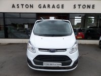 USED 2014 64 FORD TRANSIT CUSTOM 2.2 270 TREND LR P/V 1d 99 BHP **1 OWNER** ** PLY LINED * 1 OWNER **
