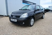 USED 2005 05 RENAULT CLIO 1.1 EXTREME 4 DYNAMIQUE 16V 3d 75 BHP