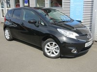 USED 2014 14 NISSAN NOTE 1.2 ACENTA PREMIUM DIG-S 5d AUTO