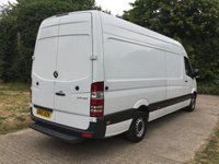 USED 2015 65 MERCEDES-BENZ SPRINTER 2.1 313 CDI LWB 1d 129 BHP 6 SPEED 129 BHP  Extra High LWB, 6 SPEED 129BHP