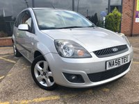 USED 2006 56 FORD FIESTA 1.2 FREEDOM 16V 3d 75 BHP
