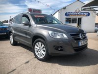 USED 2011 11 VOLKSWAGEN TIGUAN 2.0 MATCH TDI 4MOTION 5d 138 BHP Heated Seats, Bluetooth, Parking Sensors, Cambelt Done!