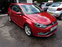 USED 2015 65 VOLKSWAGEN POLO 1.2 SEL TSI DSG 5d AUTOMATIC 109 BHP ONLY 2,600 miles covered from new! Full Service History (Volkswagen + ourselves), One Owner from new, NEW MOT (to be completed), Automatic, Only £20 Road Tax!