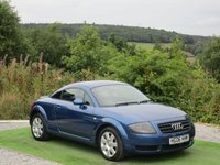 USED 2006 06 AUDI TT 1.8 T 3d AUTO 190 BHP