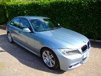 2011 BMW 3 SERIES 2.0 318D M SPORT 4d AUTO 141 BHP £7975.00