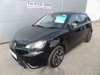 USED 2015 15 MG 3 1.5 3 STYLE VTI-TECH 5d 106 BHP ONLY 26000 MILES, GREAT VALUE