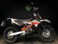 USED 2015 64 KTM ENDURO 690R. 78 MILES FROM NEW. 2014. 1 OWNER.