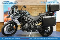 USED 2018 18 TRIUMPH TIGER 800 XCa Expedition- Like new!