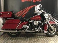 2002 HARLEY-DAVIDSON TOURING 1400cc FLHS  £6990.00