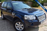 USED 2008 58 LAND ROVER FREELANDER 2.2 TD4 GS 5d AUTO 159 BHP