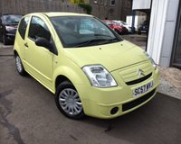 2008 CITROEN C2 1.1 AIRPLAY PLUS 3d 60 BHP £2295.00