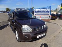 2008 NISSAN X-TRAIL 2.0 ARCTIX EXPEDITION DCI 5d 148 BHP £4695.00