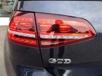 USED 2015 15 VOLKSWAGEN GOLF 2.0 GTD 5d 181 BHP **F/VW/SH * 1 OWNER ** ** SAT NAV * CRUISE * FSH **