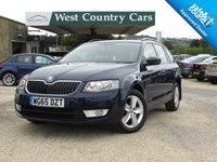 USED 2015 65 SKODA OCTAVIA 2.0 SE TDI DSG 5d AUTO 148 BHP Well Equipped Octavia
