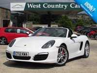 USED 2012 PORSCHE BOXSTER 3.4 24V S PDK 2d AUTO 315 BHP Sold Previously By Ourselves