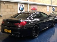 USED 2013 63 BMW 6 SERIES 4.4 Gran Coupe 4dr Petrol M DCT (231 g/km, 560 bhp) +FULL SERVICE+WARRANTY+FINANCE