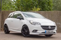2015 VAUXHALL CORSA 1.2 LIMITED EDITION 3d 69 BHP £7500.00