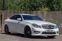2012 MERCEDES-BENZ C CLASS 2.1 C220 CDI BLUEEFFICIENCY AMG SPORT 2d 170 BHP £9750.00