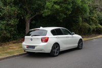 USED 2012 62 BMW 1 SERIES 2.0 118D SPORT 5d AUTO 141 BHP