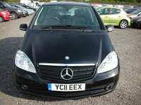 USED 2011 11 MERCEDES-BENZ A-CLASS 2.0 A160 CDI BLUEEFFICIENCY CLASSIC SE 5d 82 BHP Cheap tax - 60 mpg average