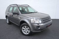 2011 LAND ROVER FREELANDER 2.2 TD4 GS 5d 150 BHP £10450.00