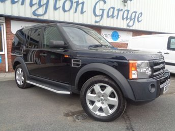2007 LAND ROVER DISCOVERY 2.7 3 TDV6 XS 5d AUTO 188 BHP £8000.00