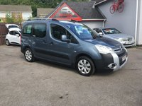 USED 2008 08 CITROEN BERLINGO 1.6 MULTISPACE XTR HDI 5d 90 BHP 1 PREVIOUS KEEPER, FULL DEALER SERVICE HISTORY, AIR CONDITIONED