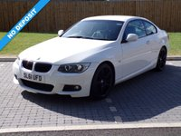 USED 2011 61 BMW 3 SERIES 2.0 320D M SPORT 2d 181 BHP One Of The Best Looking Coupe's On The Road