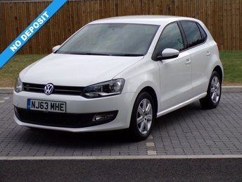 2013 VOLKSWAGEN POLO 1.4 MATCH EDITION 5d 83 BHP £8895.00