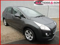 2013 PEUGEOT 3008 1.6 HDI ACTIVE 5dr 115 BHP £SOLD