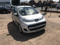 USED 2010 10 PEUGEOT 107 1.0 URBAN 3d 68 BHP £20 PER YEAR ROAD TAX-1 FORMER KEEPER-SERVICE HISTORY