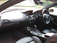 USED 2008 08 BMW 6 SERIES 3.0 630I SPORT 2d 255 BHP