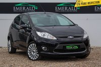 USED 2009 59 FORD FIESTA 1.6 TITANIUM TDCI 5d 89 BHP £0 DEPOSIT FINANCE AVAILABLE, AIR CONDITIONING, AUX/CD/RADIO, CLIMATE CONTROL, CRUISE CONTROL, STEERING WHEEL CONTROLS, TINTED REAR WINDOWS, TRIP COMPUTER