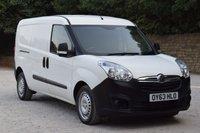 2014 VAUXHALL COMBO 1.6 2300 L2H1 CDTI S/S 1d 105 BHP £4950.00