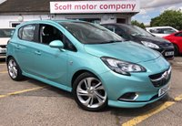 USED 2015 15 VAUXHALL CORSA 1.4 SRi VX-Line 5 door