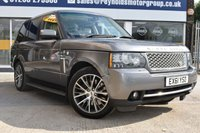 USED 2011 61 LAND ROVER RANGE ROVER 4.4 TDV8 VOGUE 5d AUTO 313 BHP COMES WITH 6 MONTHS WARRANTY