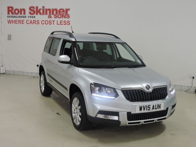 View our 2015 15 SKODA YETI (09) 2.0 OUTDOOR SE BUSINESS TDI CR DSG 5d AUTO 138 BHP