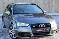 USED 2015 15 AUDI A3 2.0 S3 QUATTRO 3d 300 BHP 8.9 APR FINANCE DEAL ON THIS CAR