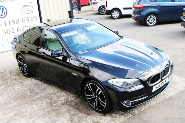 2010 BMW 5 SERIES 3.0 525D SE AUTO 202 BHP SALOON *NIGHT EDITION SPEC* (FINANCE &WARRANTY)